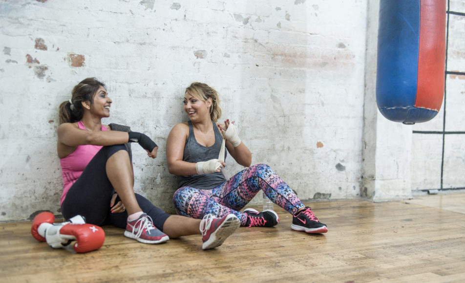 All Female 3 Week Boxing Course- No experience Needed