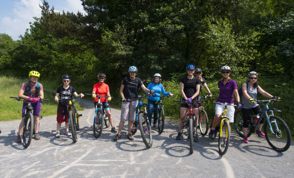Beginner Mountain Bike Ride for Women