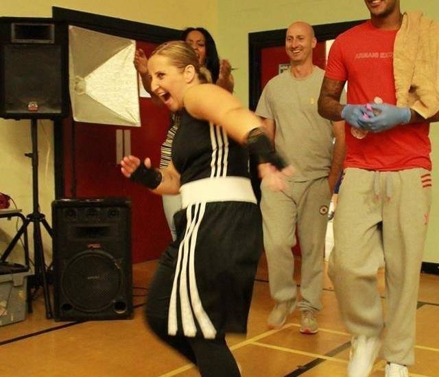 After breaking free from an abusive relationship, Gemma found boxing. Here is her story