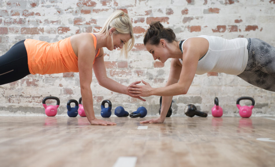 Women's 4 Week Fitness Course