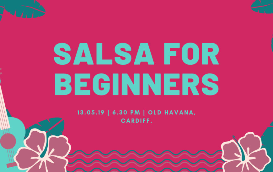 Salsa for Beginners, Women in Cardiff