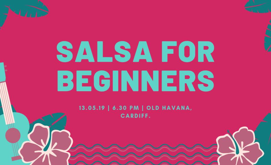 Women's Beginner Salsa Class