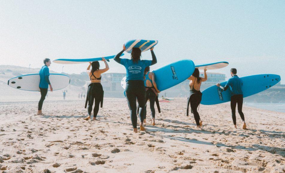 Mum & Daughter Beginner's Surfing Session