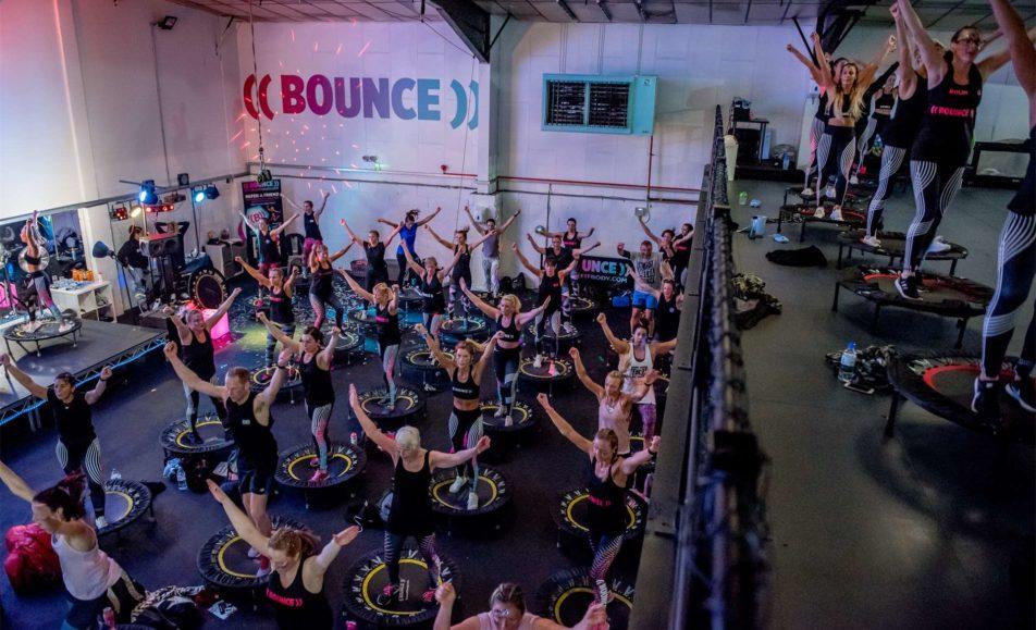 Women's ((Bounce)) Trial Fitness Class