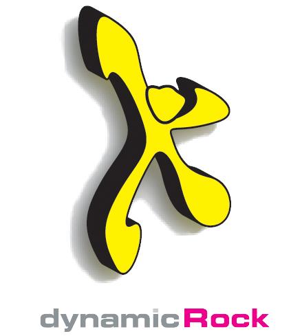 Dynamic Rock Climbing Centre Logo