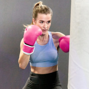 Flora Beverley Boxing