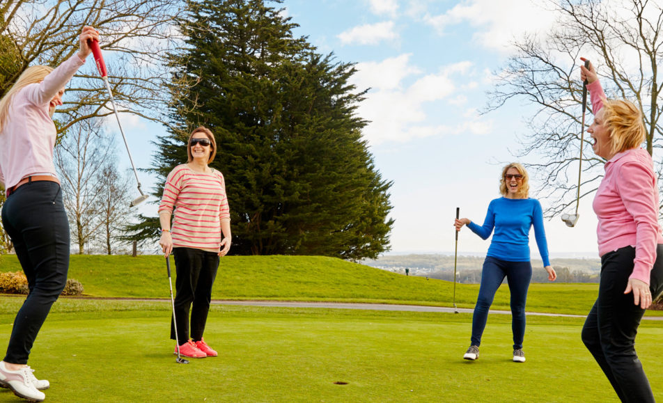 Women's Golf Taster Session & Prosecco